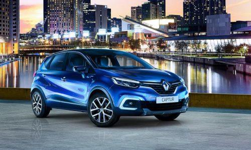 Renault Captur S-Edition announced for Australia, more power