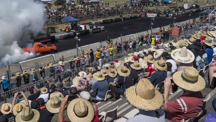 Summernats awarded Best Tourism Event, 32 to debut Skid Lane