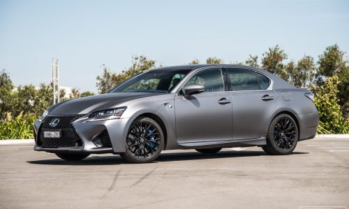 2018 Lexus GS F 10th Anniversary Edition review (video)