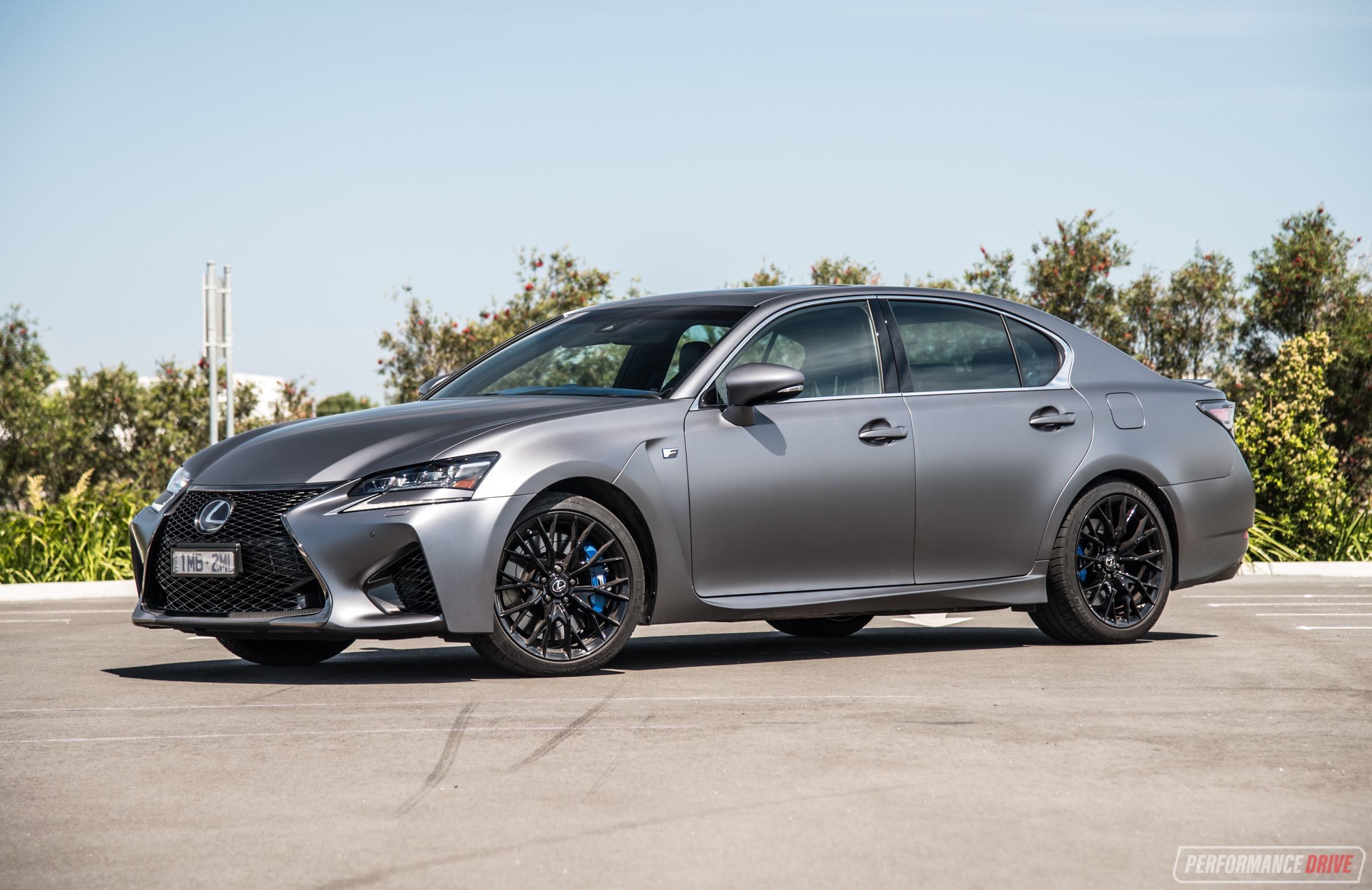 Lexus Gs F >> 2018 Lexus Gs F 10th Anniversary Edition Review Video