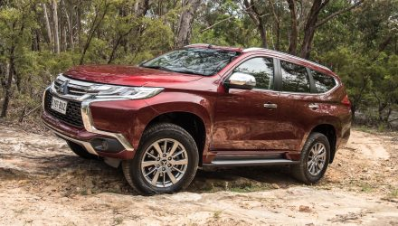2018 Mitsubishi Pajero Sport GLX review (video)