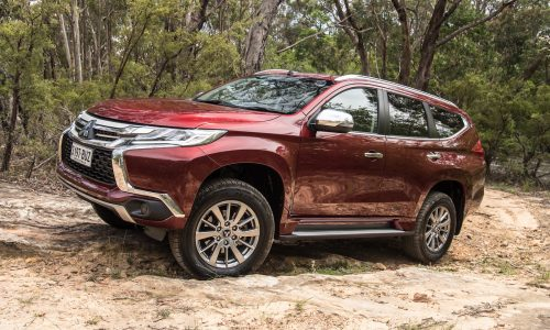2018 Mitsubishi Pajero Sport GLX review (video)