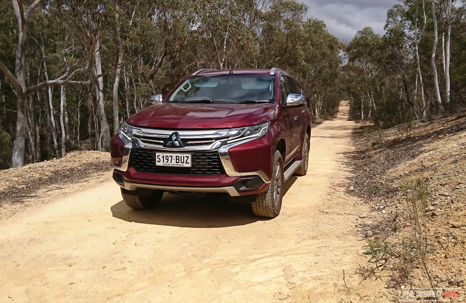 2018 Mitsubishi Pajero Sport GLX Review (video