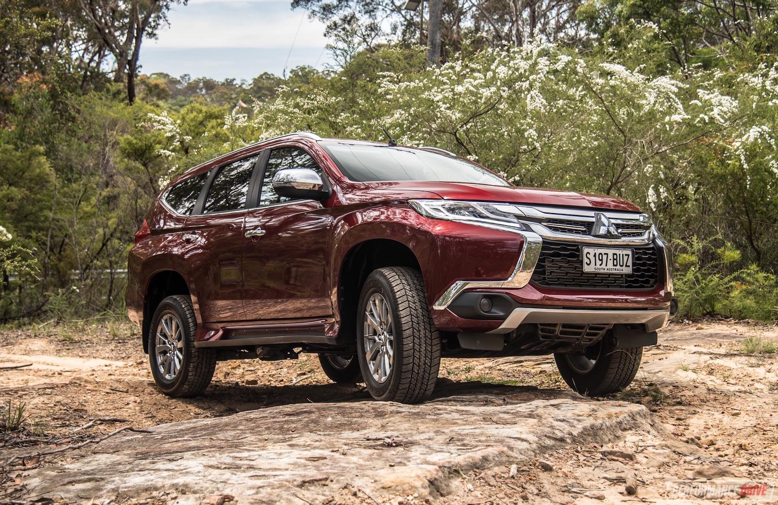 Q50 For Sale >> 2018 Mitsubishi Pajero Sport GLX review (video) | PerformanceDrive