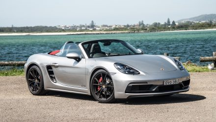 2018 Porsche 718 Boxster GTS review (video)