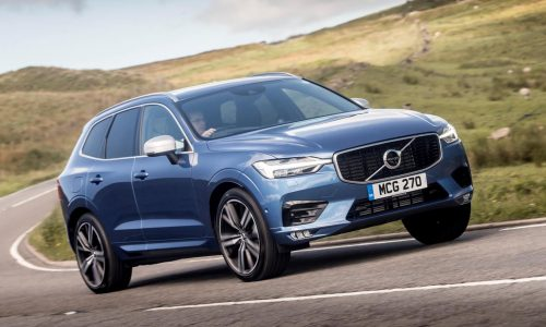 Volvo sets global annual sales record already, before December
