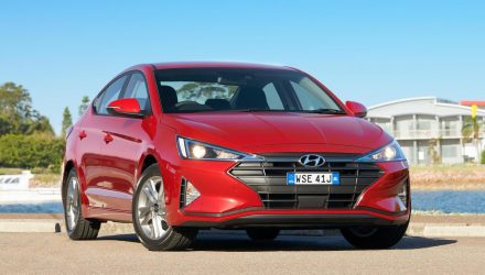2019 Hyundai Elantra on sale in Australia, Go variant added