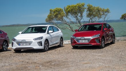 2018 Hyundai IONIQ review (videos) – Australian launch
