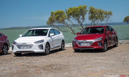 2018 Hyundai IONIQ review (videos) – Australian launch