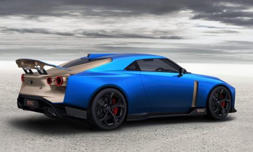 Italdesign Nissan GT-R50 on sale from a cool 990,000 euros