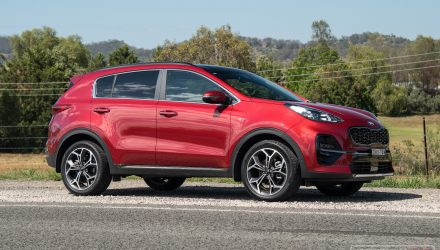 2019 Kia Sportage GT-Line review (video)