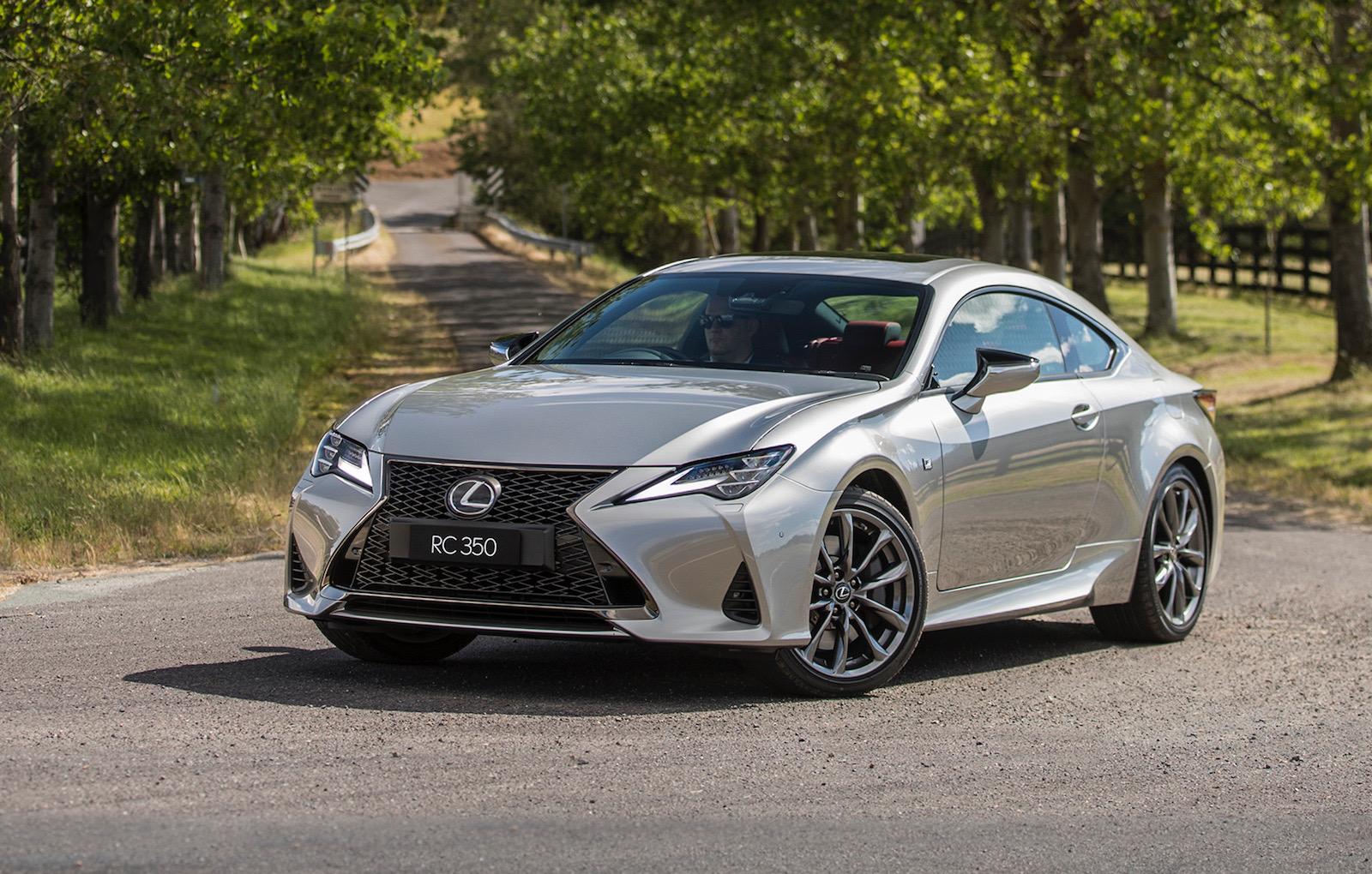 Lexus Of Lexington Ky >> 2019 Lexus Rc 350 F Sport For Sale - Used Car Reviews Cars ...