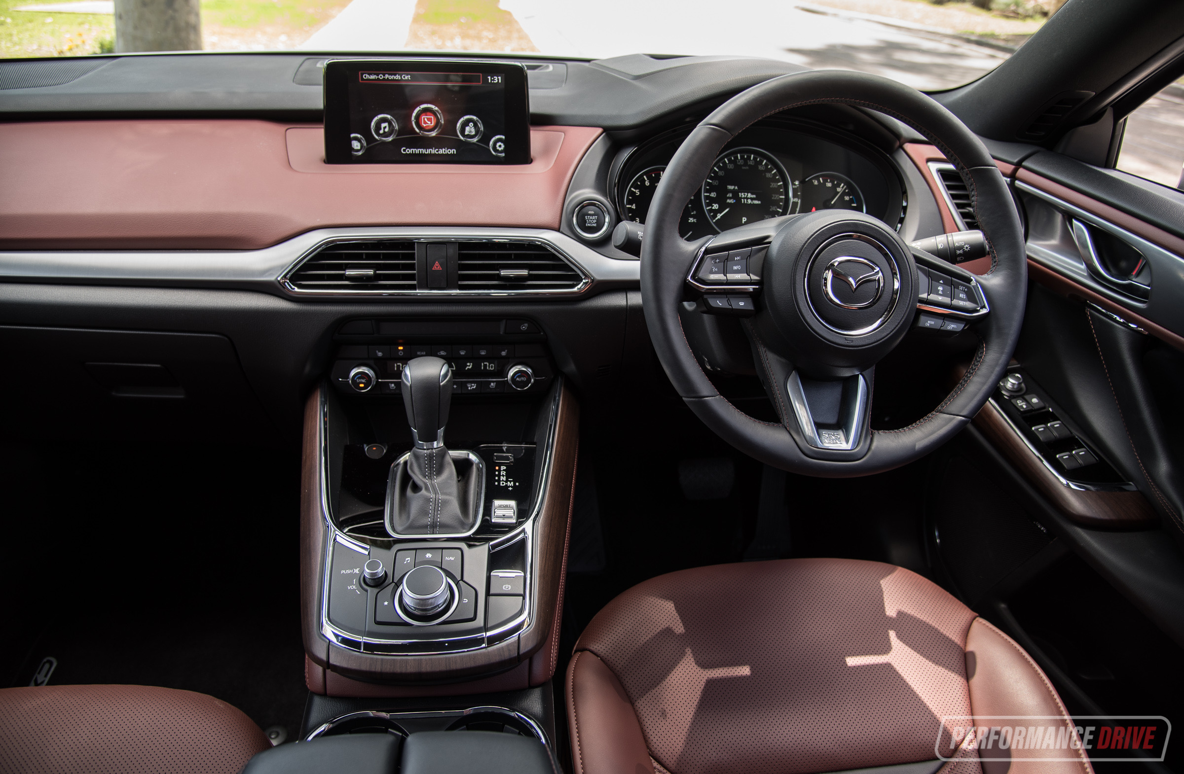 2019 Mazda CX-9 Azami LE review (video) | PerformanceDrive