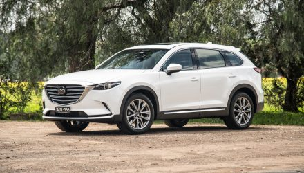 2019 Mazda CX-9 Azami LE review (video)