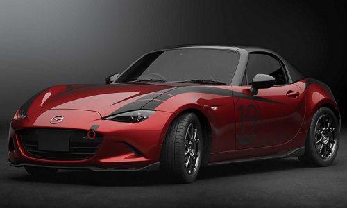Mazda to debut racy enhancements at 2019 Tokyo Auto Salon