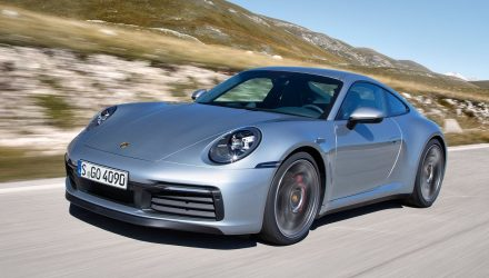 Porsche 911 hybrid could do 0-100 in 3.4 seconds – report