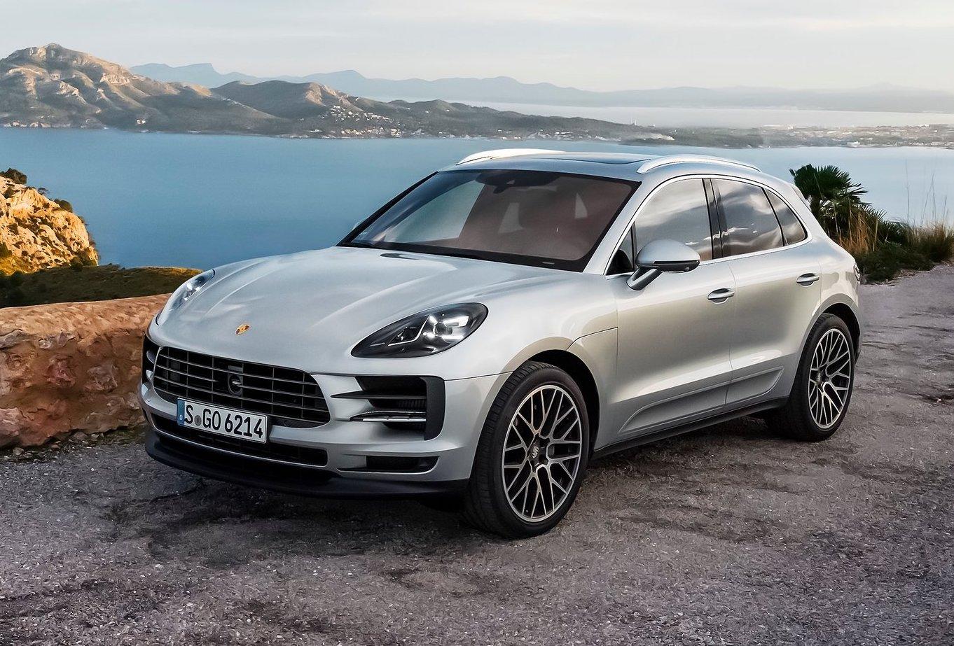 2019 Porsche Macan S arrives, debuts new turbo V6 ...