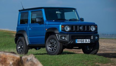 2019 Suzuki Jimny Australian arrival confirmed; January 26