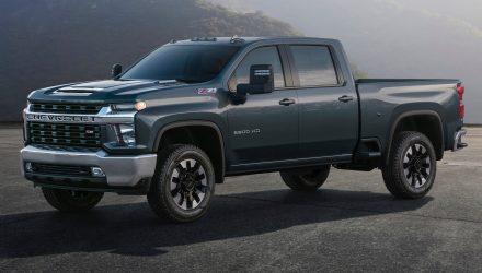 2020 Chevrolet Silverado revealed, debuts tough new look