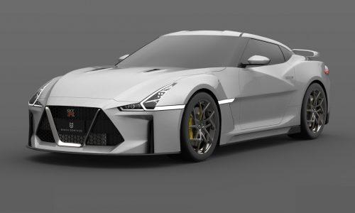 2021 R36 Nissan GT-R rendered, looks sharp