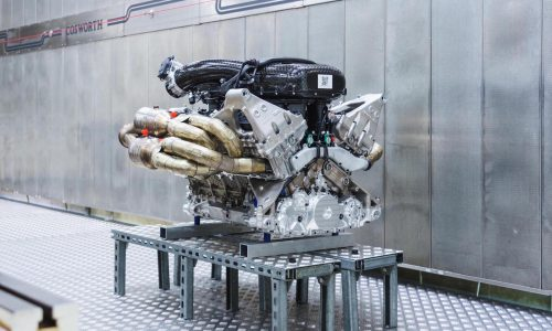 Aston Martin Valkyrie V12 revs to 11,000rpm, produces 1000hp (video)