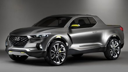 Hyundai pickup design finished, 2020 production likely – report