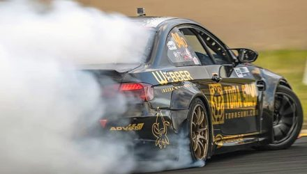 Summernats 32 to debut drifting pad for special demonstrations