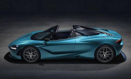 McLaren 720S Spider revealed