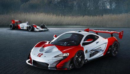 MSO creates Ayrton Senna-inspired McLaren P1 GTR