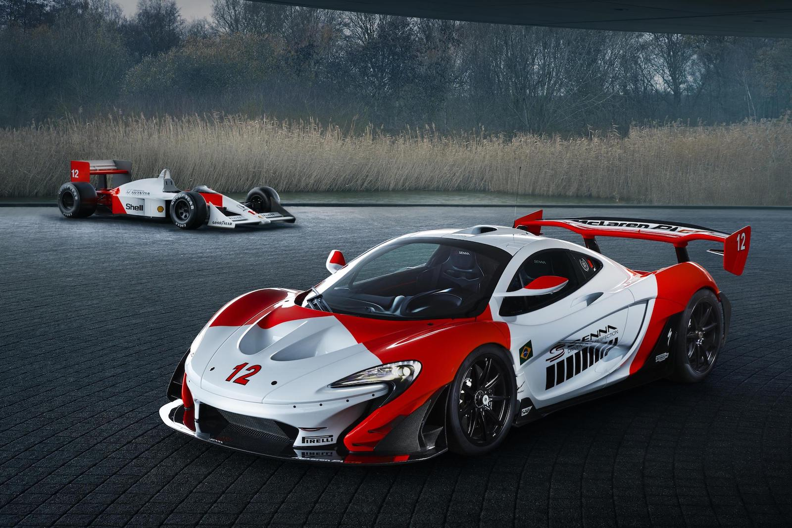 One off McLaren P1 GTR by MSO revealed