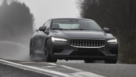 Polestar 1 testing moves to driver experience validation