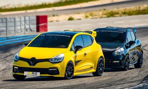 Renault 'RS Performance' enhancement parts announced