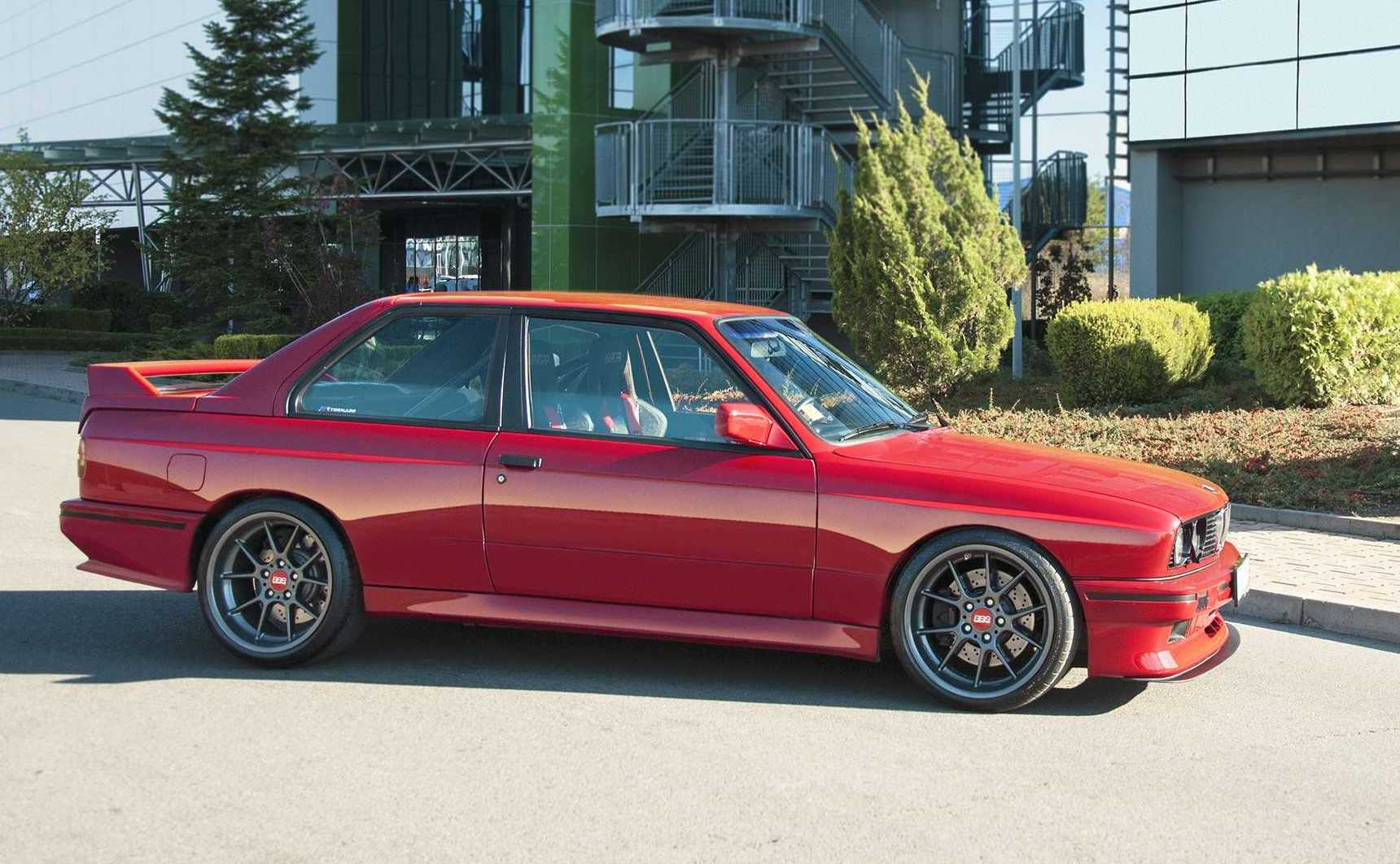 Vilner Completes Bmw E30 M3 Project Will Cause Wet Dreams Performancedrive