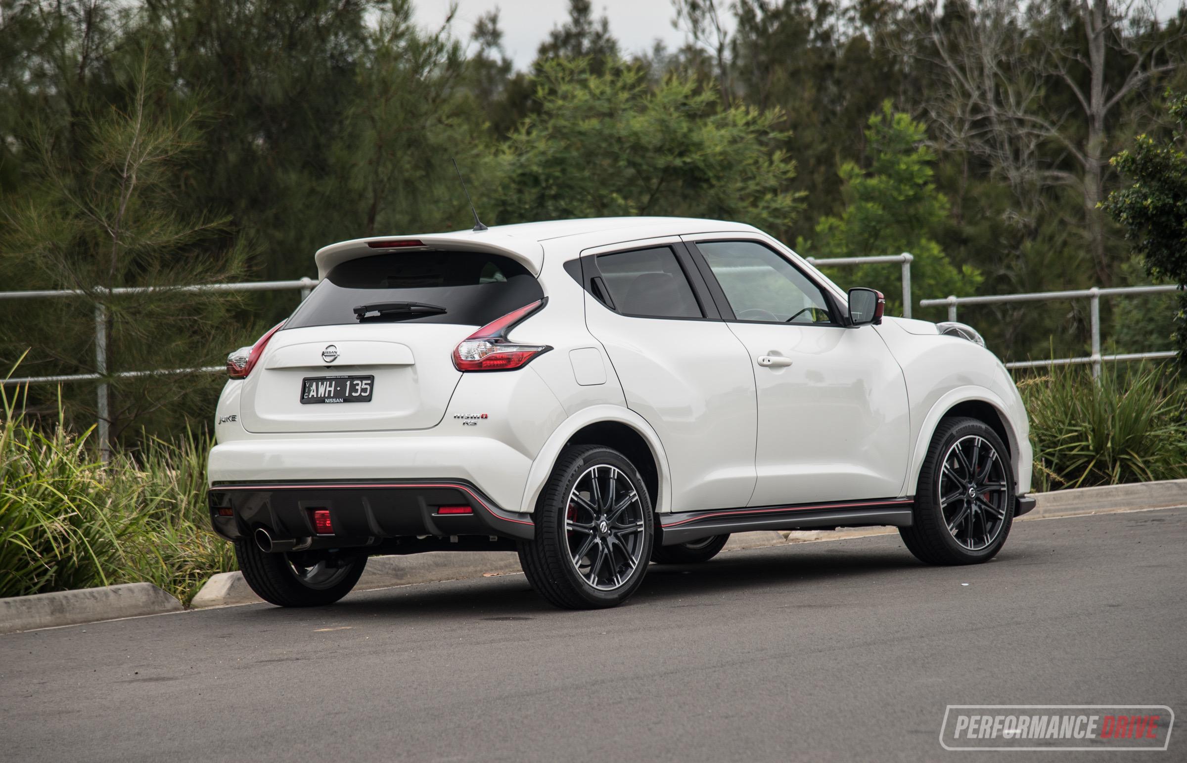 2018 Nissan Juke Nismo RS review (video) | PerformanceDrive