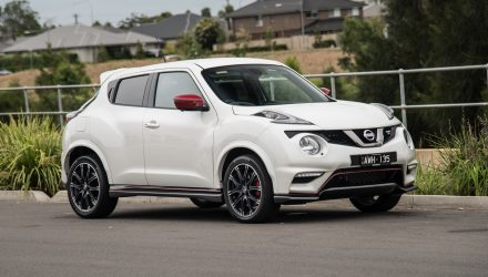 2018 Nissan Juke Nismo RS review (video)