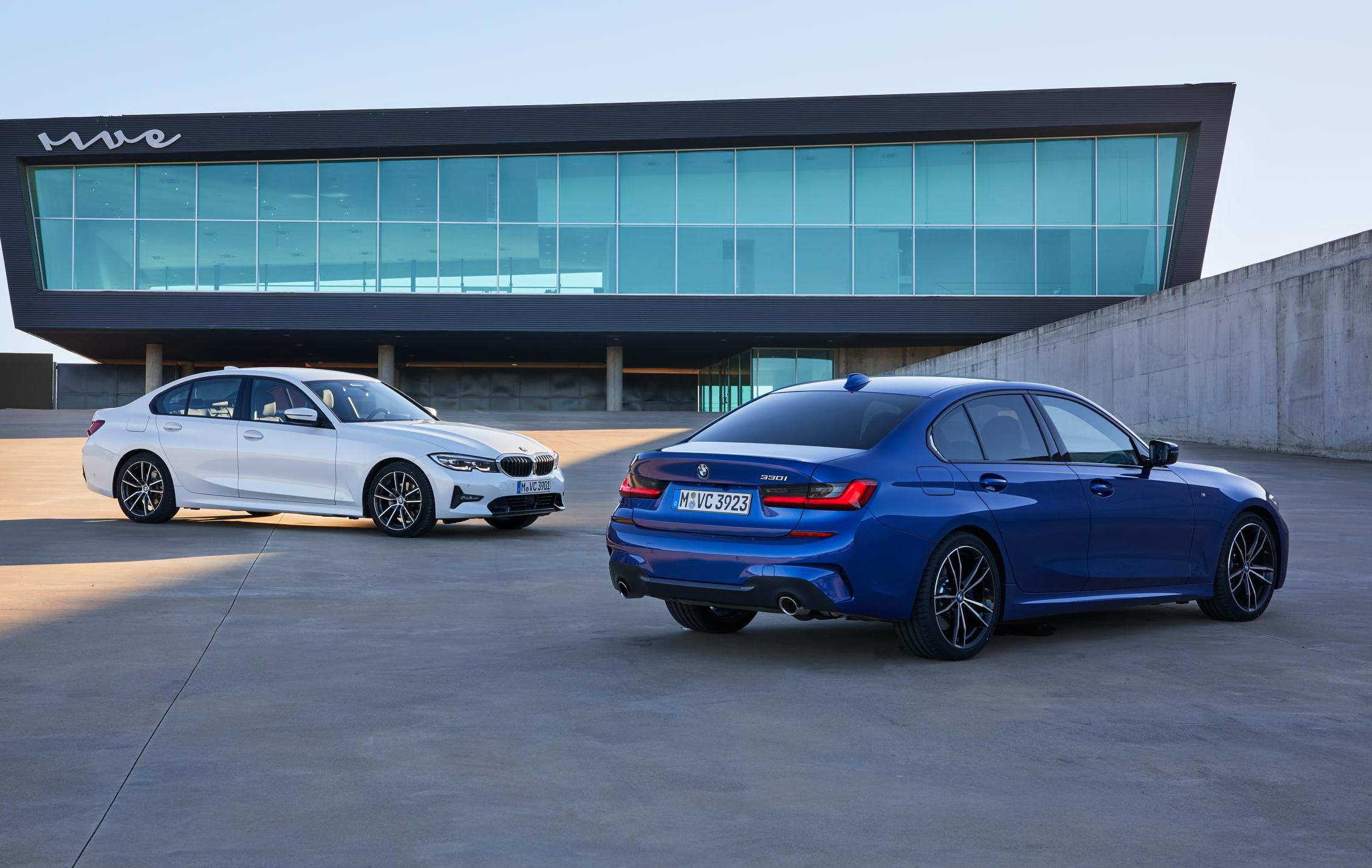 2019 Bmw 3 Series On Sale In Australia Arrives In March Performancedrive
