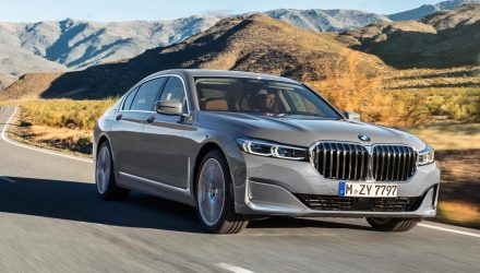 2019 BMW 7 Series facelift debuts, looks prominent