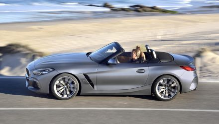 2019 BMW Z4 on sale in Australia in April from $84,900