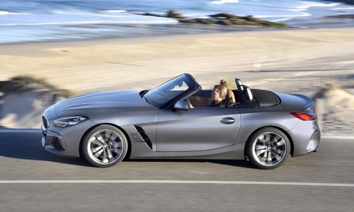 2019 BMW Z4 on sale in Australia in April from $84,900