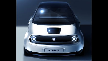 Pre-production Honda 'Urban EV' debuting at Geneva show