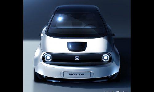Pre-production Honda 'Urban EV' debuting at Geneva show