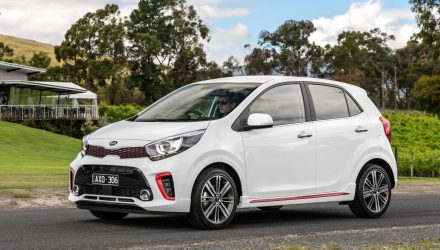 2019 Kia Picanto GT now on sale in Australia, with 1.0 turbo