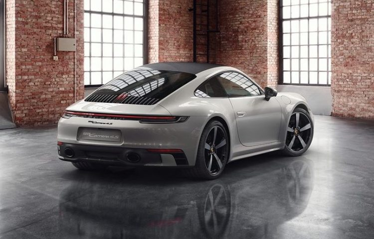 Porsche Exclusive Shows Off Options For New 992 911