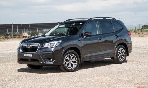 2019 Subaru Forester review – 2.5i & 2.5i Premium (video)