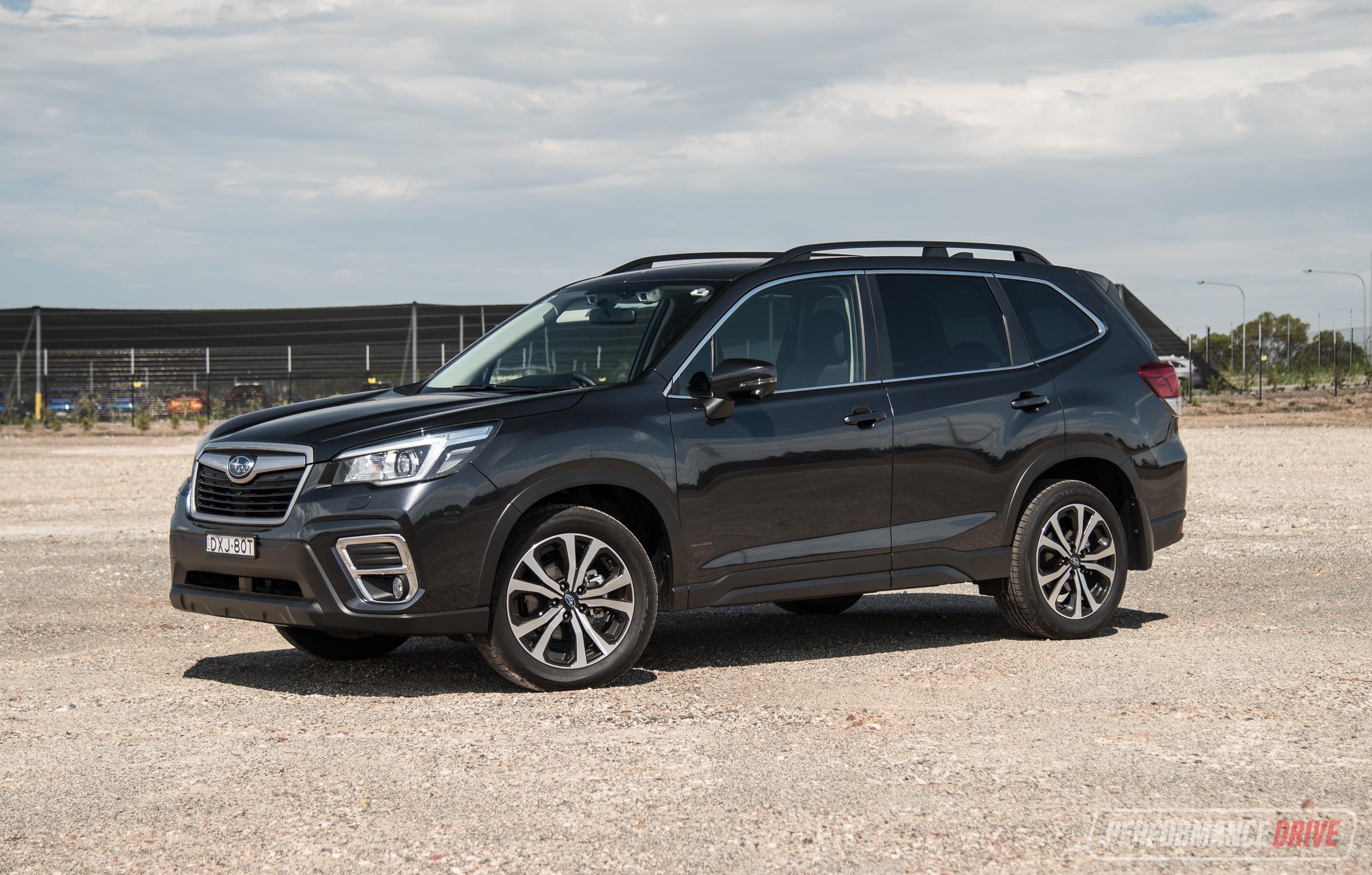 2019 Subaru Forester Review 2 5i 2 5i Premium Video