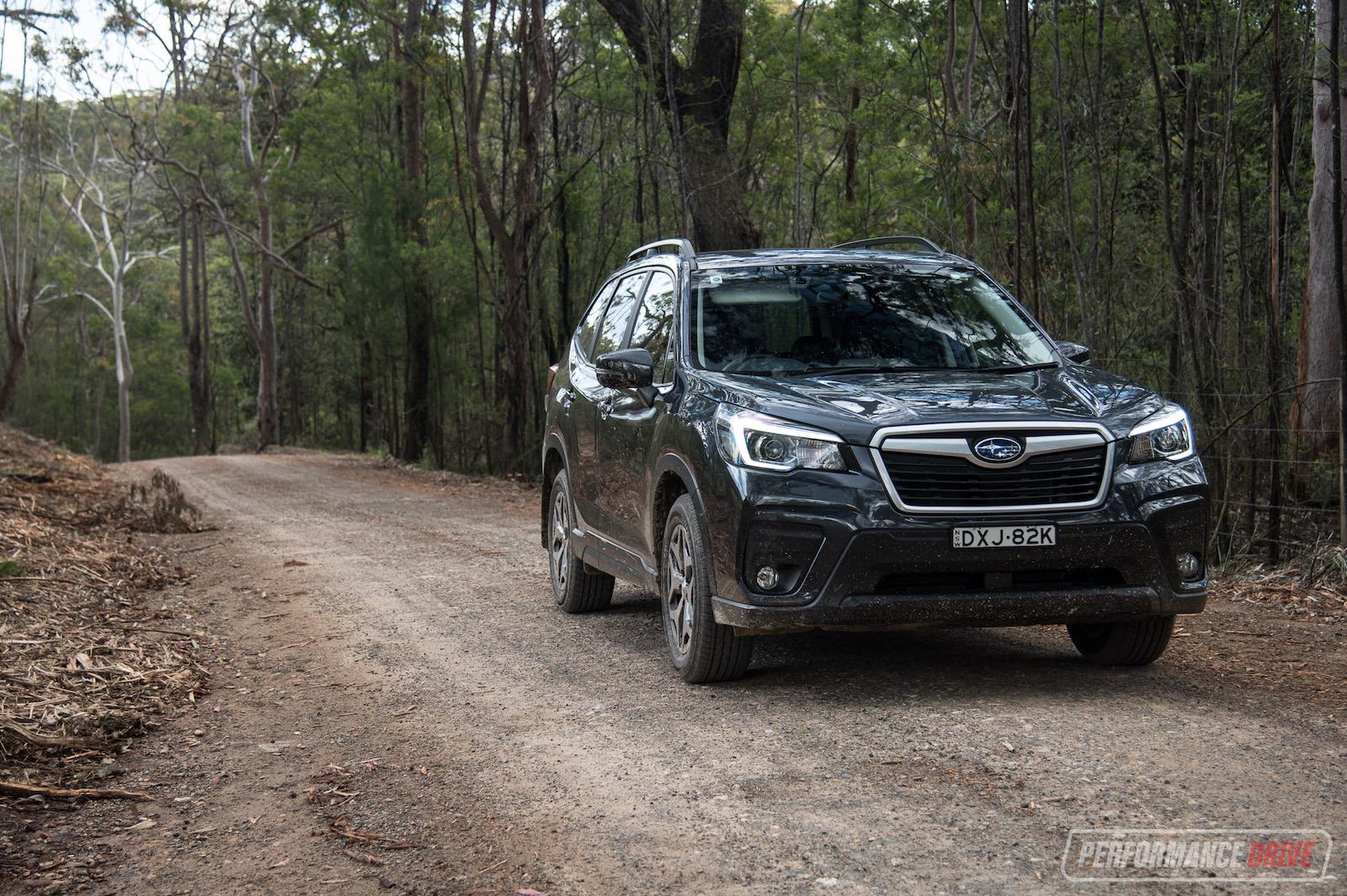 2019 Subaru Forester review – 2 5i & 2 5i Premium (video