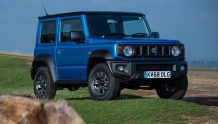 2019 Suzuki Jimny on sale in Australia from $23,990