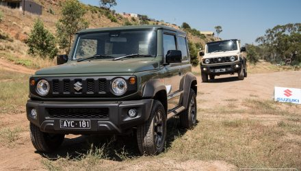 2019 Suzuki Jimny review – Australian launch (video)
