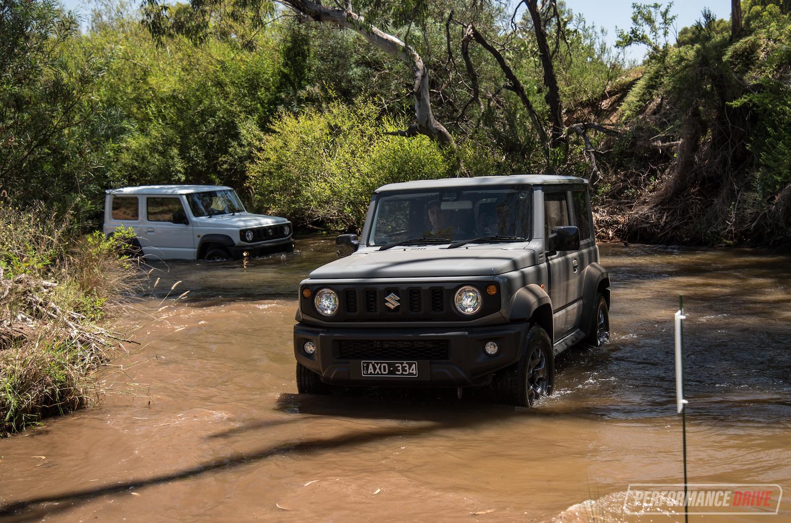 2019 Suzuki Jimny Review Australian Launch Video