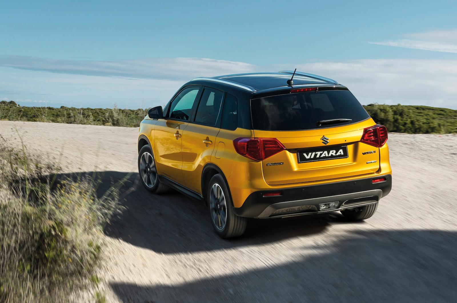 2019 Suzuki Vitara Review, Price, Facelift >> 2019 Suzuki Vitara Series Ii Review Australian Launch